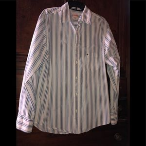 Mossimo Supply Co. button down shirt - L
